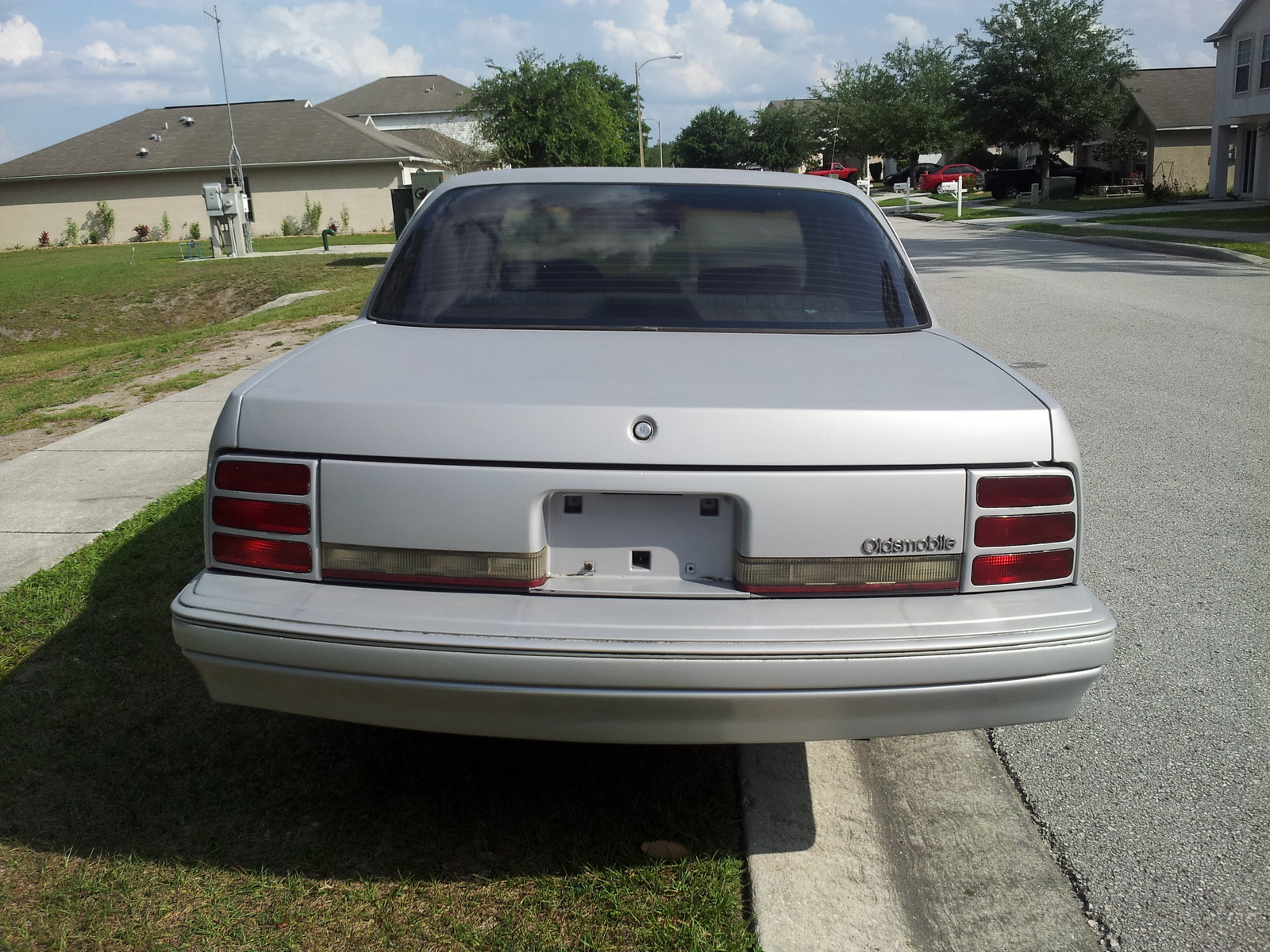 Picture of 1993 Oldsmobile Cutlass Ciera 4 Dr S Sedan