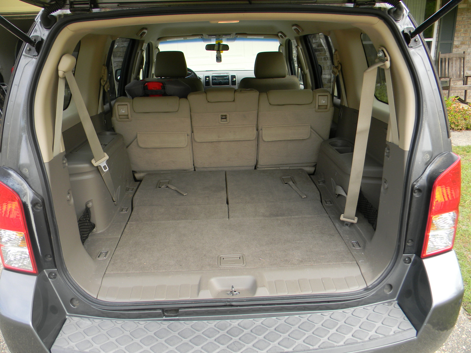 2008 nissan pathfinder pictures cargurus - 2013 nissan pathfinder interior colors ...