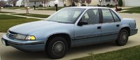 Picture of 1991 Chevrolet Lumina 4 Dr STD Sedan, exterior, gallery_worthy