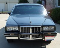 Picture of 1987 Pontiac Grand Prix STD, exterior, gallery_worthy