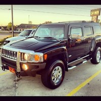 Picture of 2007 Hummer H3 4 Dr Luxury, exterior, gallery_worthy