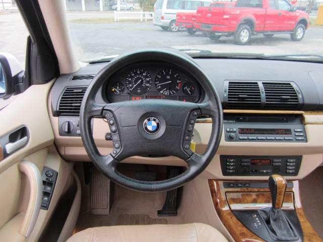 2001 Bmw X5 Interior Pictures Cargurus