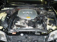 Picture of 1991 Mercedes-Benz 560-Class 4 Dr 560SEL Sedan, engine