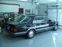 Picture of 1991 Mercedes-Benz 560-Class 4 Dr 560SEL Sedan, exterior
