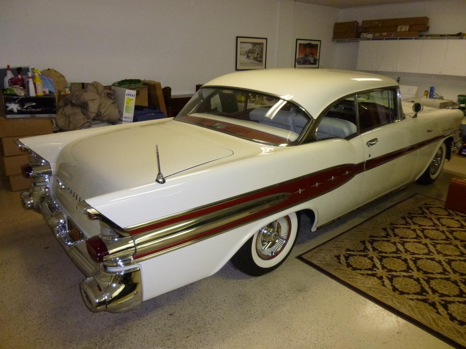 1957 Pontiac Star Chief Overview Cargurus