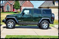 2011 Jeep Wrangler Unlimited Overview