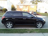 2005 Nissan Murano S AWD picture, exterior