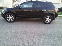 Picture of 2005 Nissan Murano S AWD, exterior