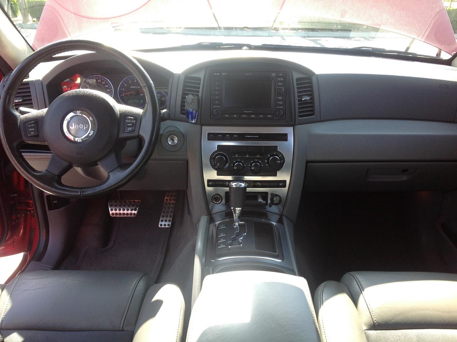 2006 Jeep Grand Cherokee Interior CarGurus