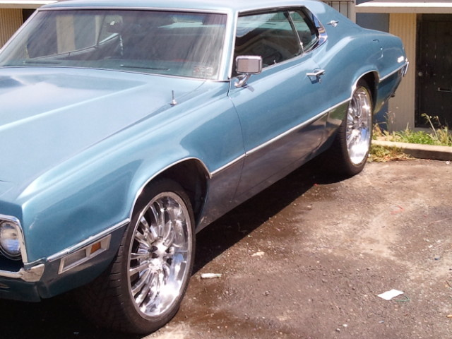 Picture of 1970 Ford Thunderbird, exterior, gallery_worthy