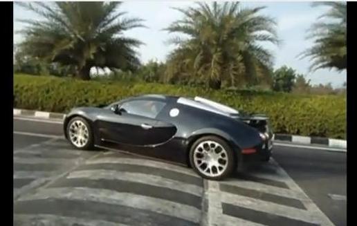 Foto de un 2008 Bugatti Veyron