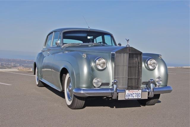 1960 rolls-royce silver cloud - pictures - cargurus