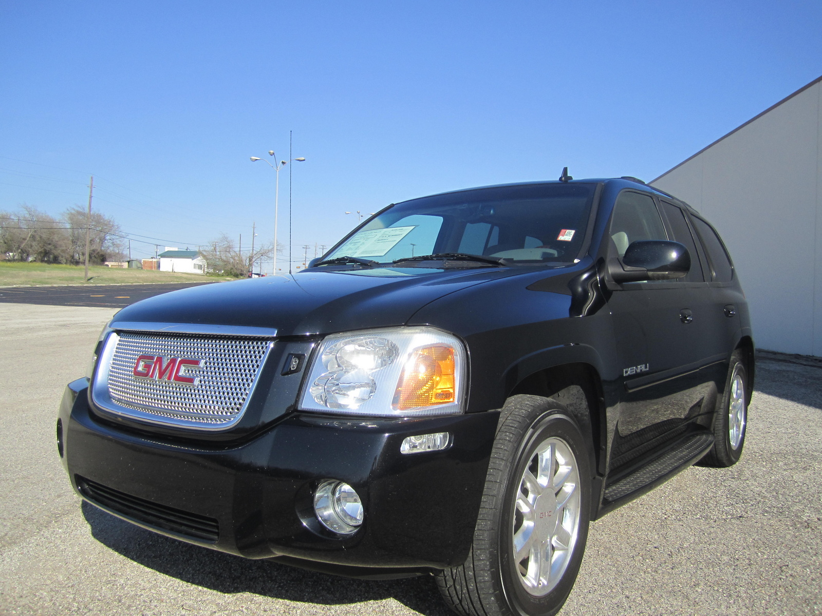 2007 gmc envoy pictures cargurus. Black Bedroom Furniture Sets. Home Design Ideas
