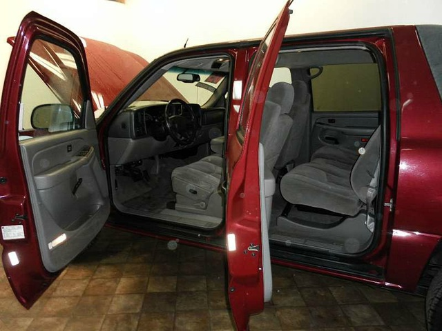 2005 Chevrolet Avalanche Interior Pictures Cargurus