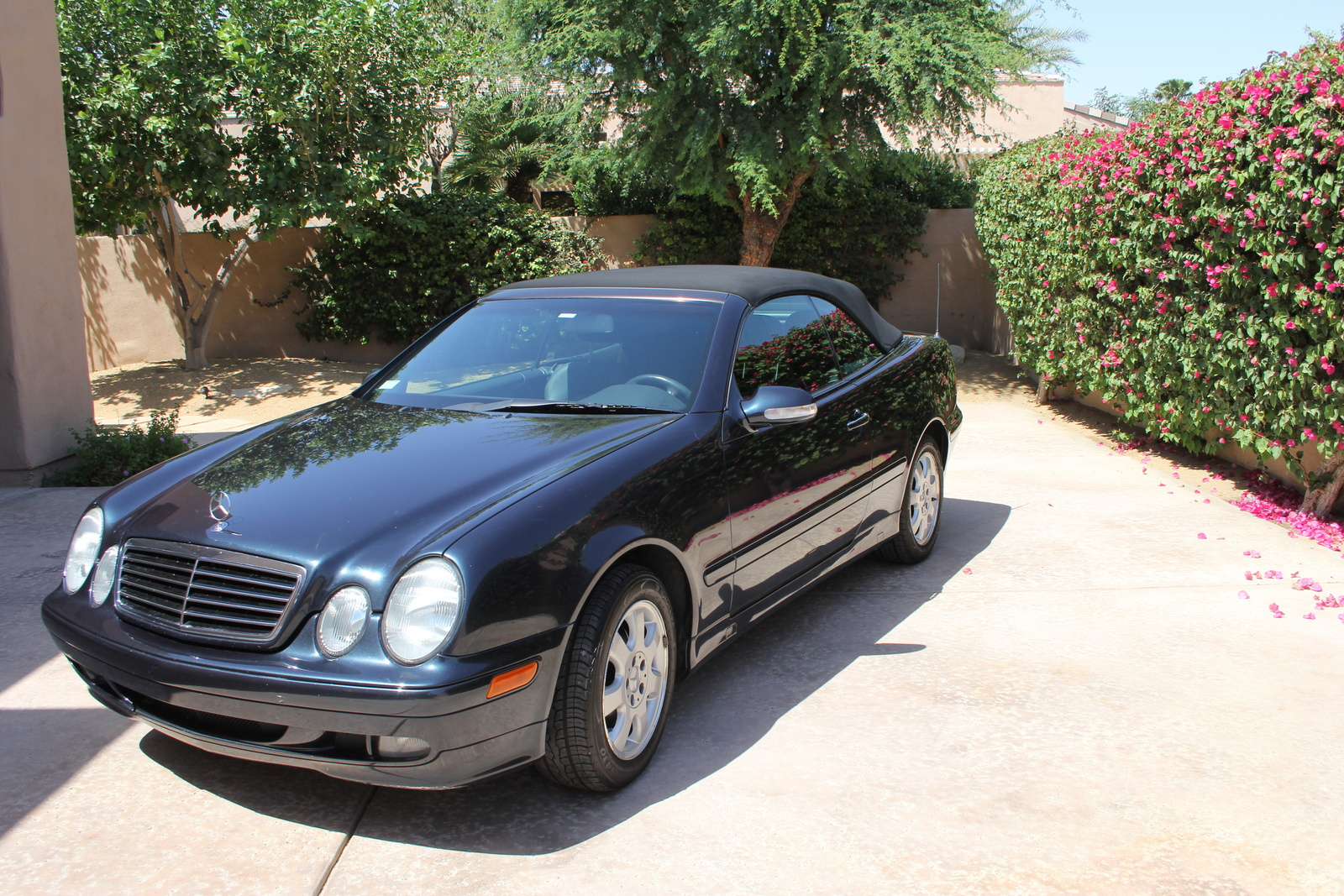 Used mercedes benz clk class for sale indio ca cargurus for Mercedes benz palm desert