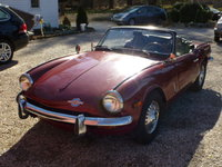 Picture of 1970 Triumph Spitfire, exterior, gallery_worthy
