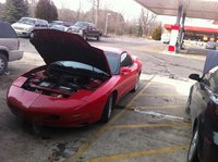 Picture of 1994 Pontiac Firebird Base, engine, gallery_worthy