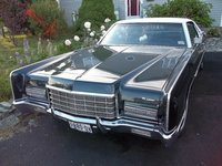1972 Lincoln Continental picture, exterior