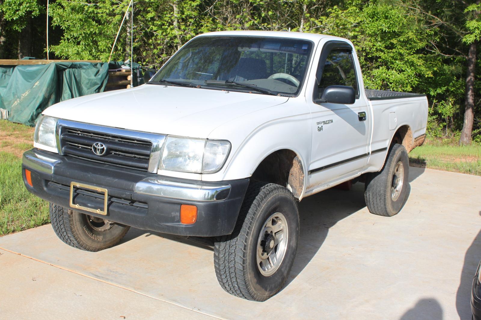 2000 Toyota Tacoma Pictures Cargurus