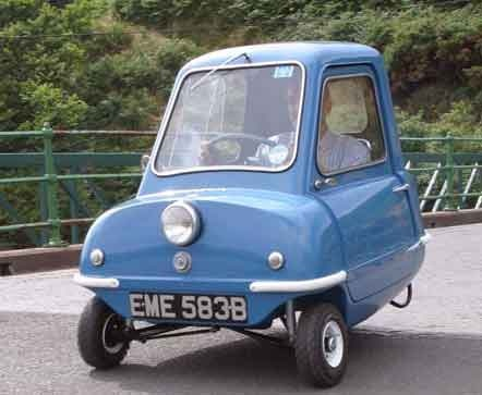 Picture of 1966 Peel P50