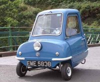 1966 Peel P50 Overview