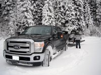 2012 Ford F-250 Super Duty XLT Crew Cab 6.8ft Bed 4WD picture, exterior