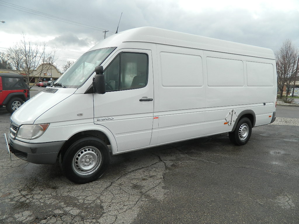 Used mercedes benz sprinter for sale autos for Mercedes benz for sale cargurus