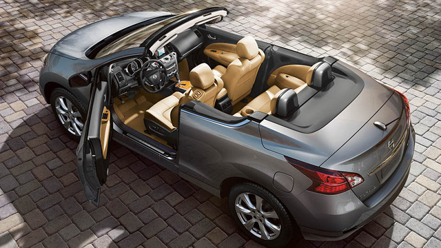 Superb 2014 Nissan Murano CrossCabriolet, Front Quarter View, Exterior,  Manufacturer, Gallery_worthy