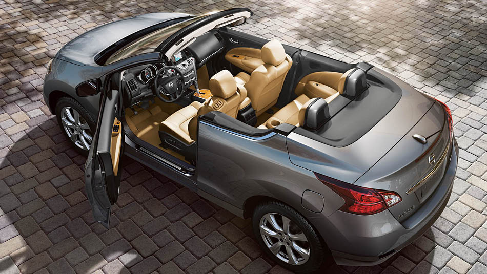 2014 nissan murano crosscabriolet overview cargurus. Black Bedroom Furniture Sets. Home Design Ideas