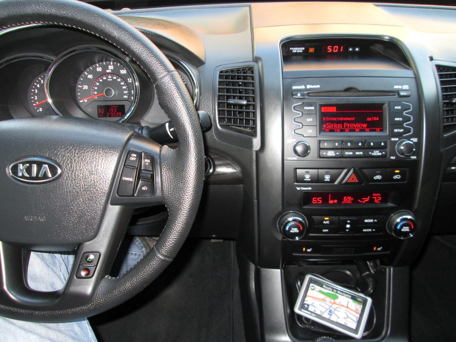 2011 Kia Sorento Interior Pictures Cargurus