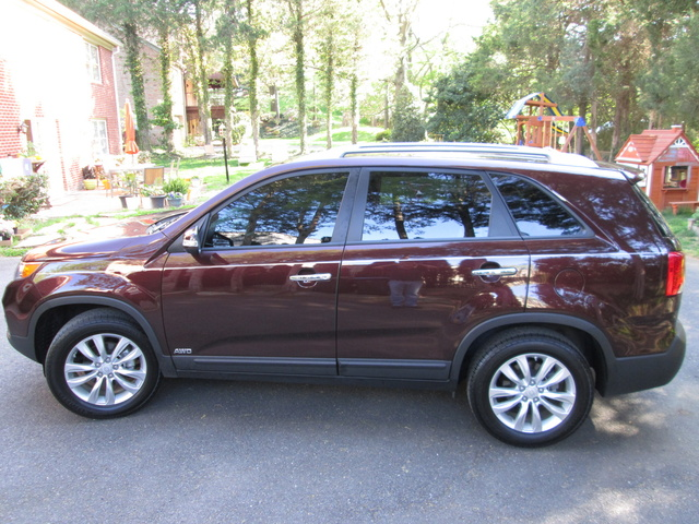 Picture of 2011 Kia Sorento EX 4WD, exterior, gallery_worthy