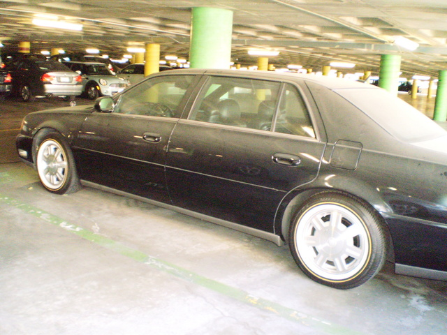 Picture of 2005 Cadillac DeVille DHS Sedan FWD, exterior, gallery_worthy