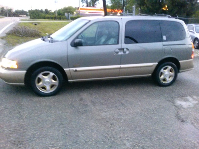 Picture of 2000 Mercury Villager 4 Dr Estate Passenger Van