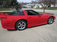 Picture of 1991 Chevrolet Corvette Base, exterior