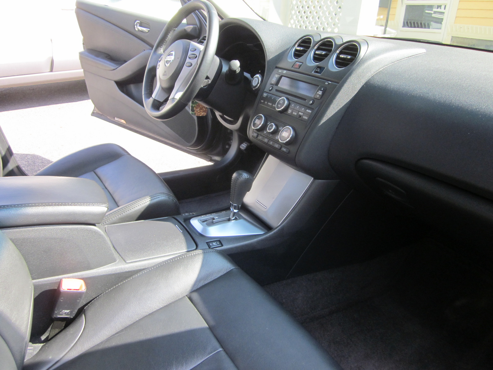 2008 nissan altima interior pictures cargurus. Black Bedroom Furniture Sets. Home Design Ideas