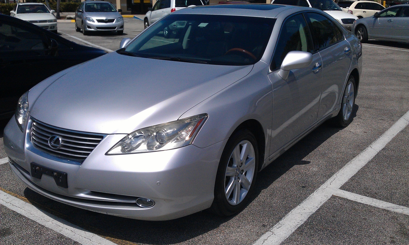 Lexus ES 350 Questions - Hi I have a clean Lexus year 2008 one owner ...