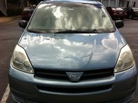 Picture of 2004 Toyota Sienna 4 Dr LE Passenger Van, exterior
