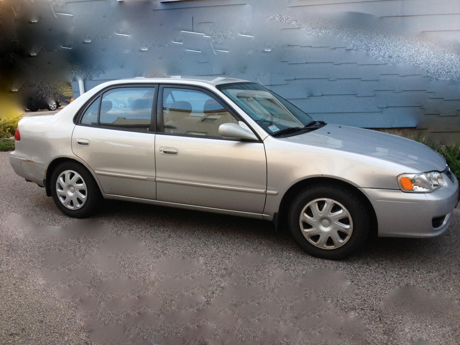 2002 Toyota Corolla Pictures Cargurus