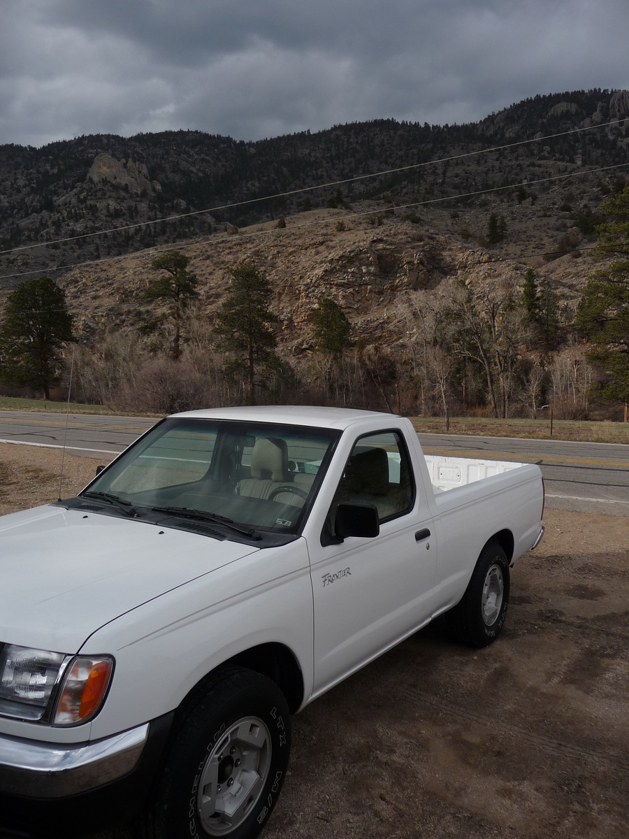 Nissan Frontier Questions - Why does my Frontier w 2 4L
