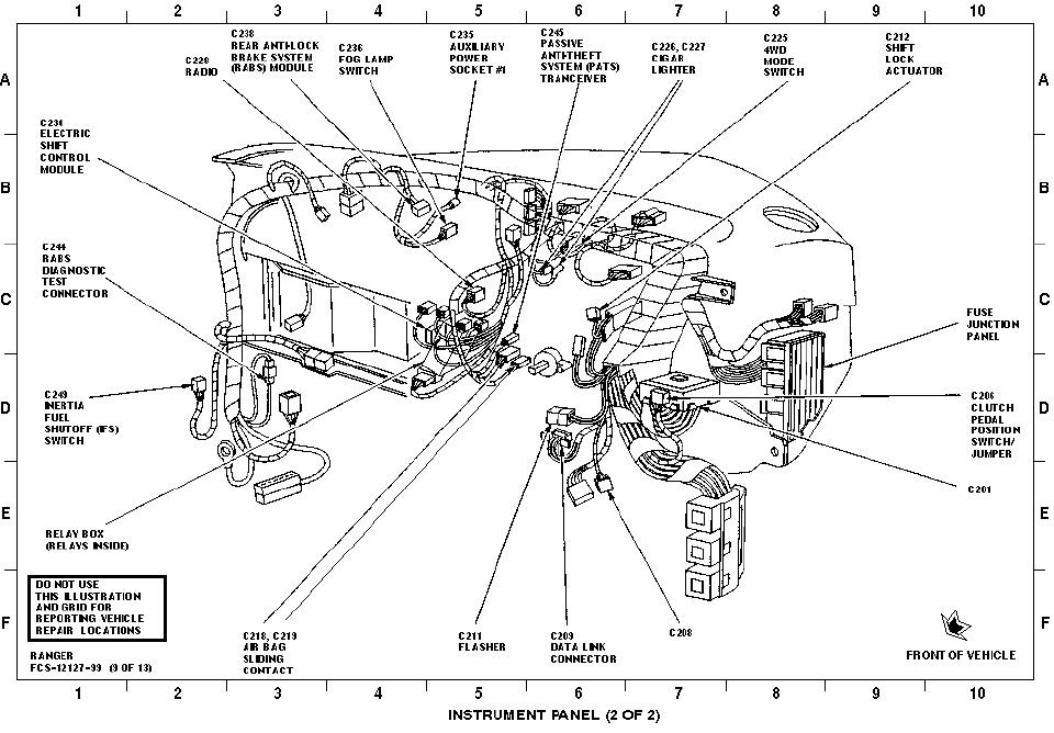 Discussion T700 ds545359 on 1994 ford explorer vacuum hose diagram