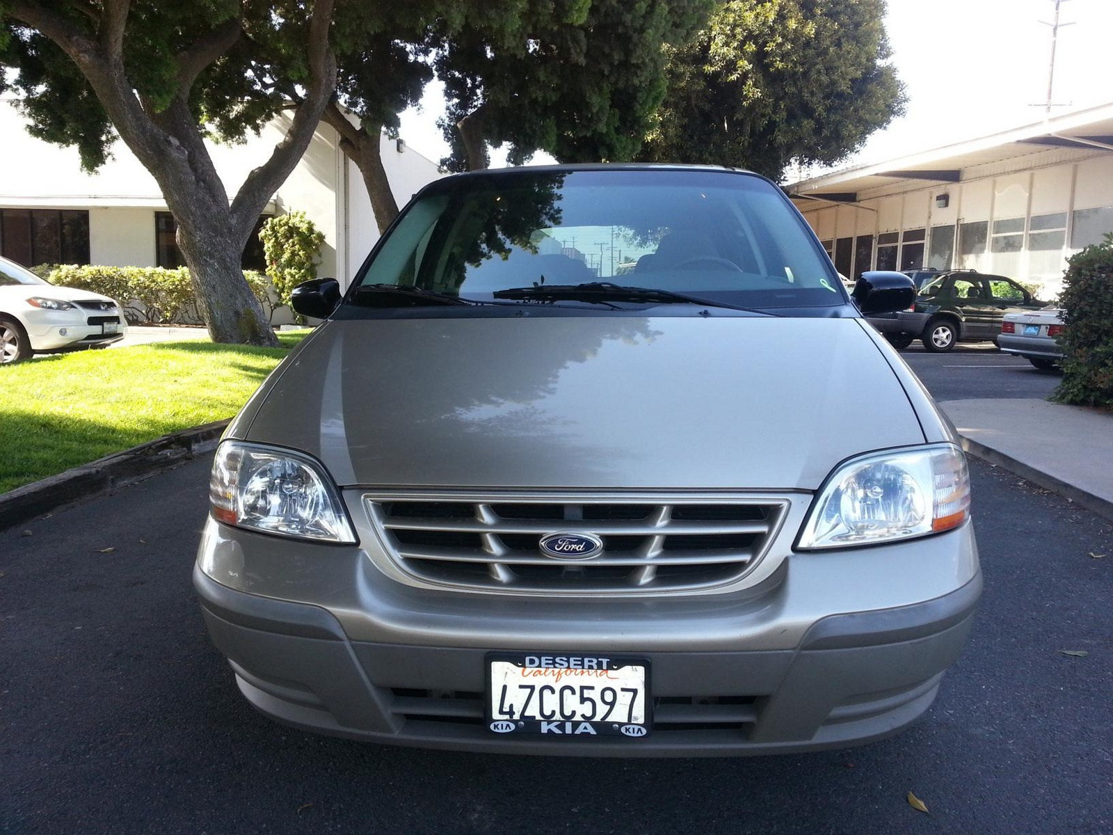 00 ford windstar: