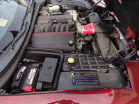 Picture of 2000 Chevrolet Corvette Convertible, engine