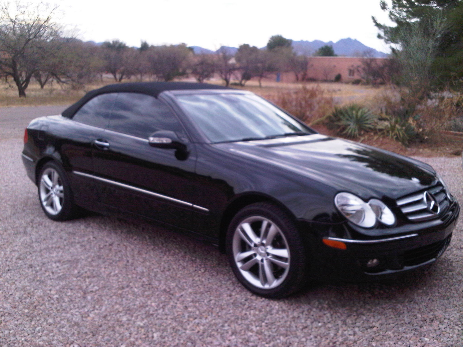 2007 mercedes clk convertible reviews for Mercedes benz clk350 convertible for sale