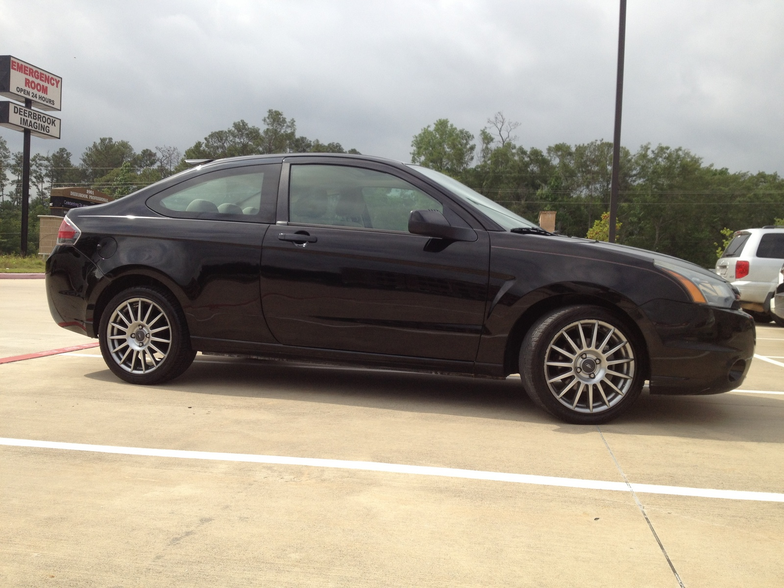 Picture of 2009 ...2009 Ford Focus Sel Specs