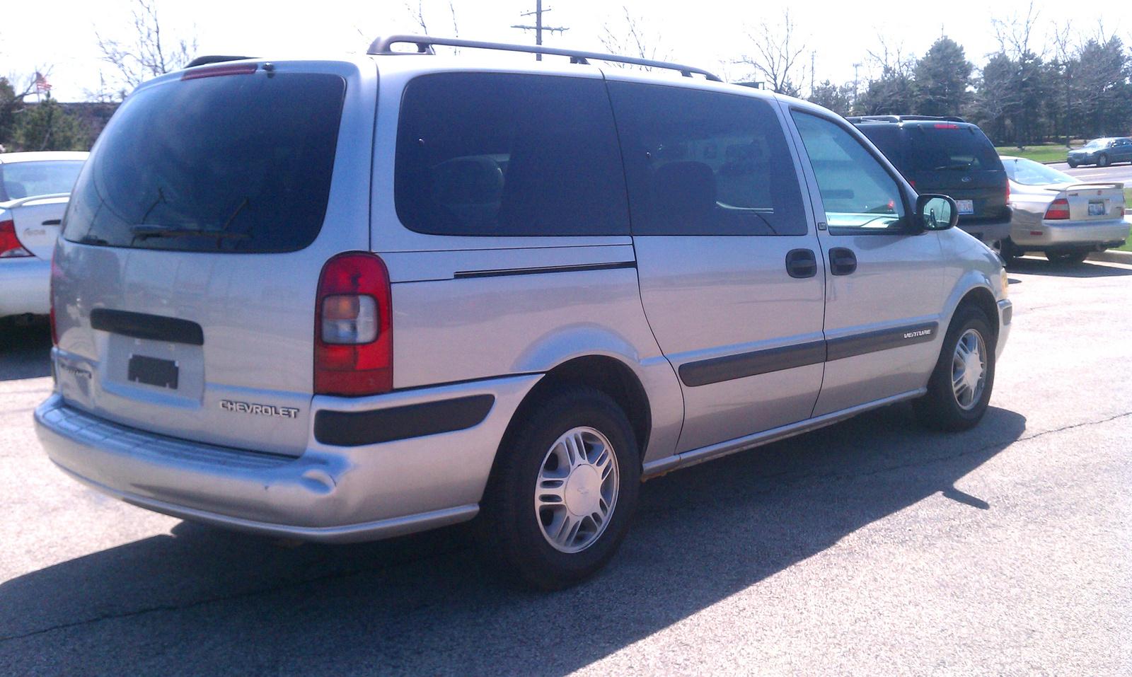 2005 Chevrolet Venture Pictures Cargurus