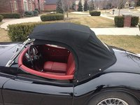 1957 Jaguar XK140 Overview