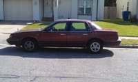 Picture of 1992 Oldsmobile Cutlass Ciera 4 Dr S Sedan, exterior