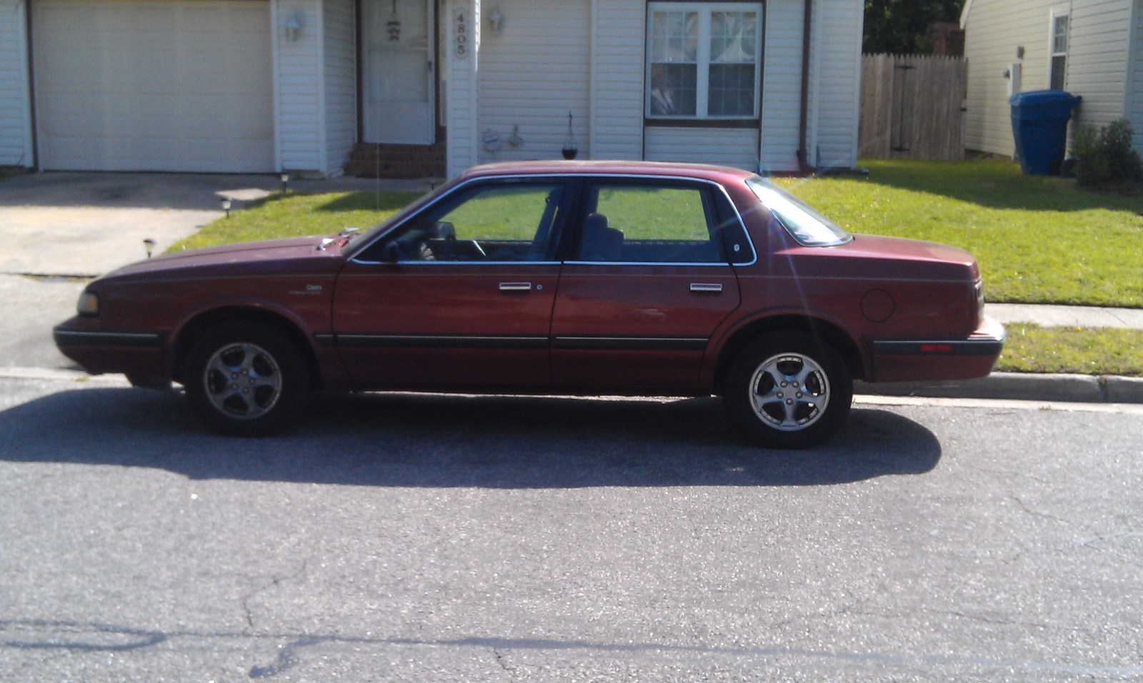 Picture of 1992 Oldsmobile Cutlass Ciera 4 Dr S Sedan