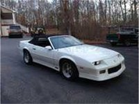 Picture of 1992 Chevrolet Camaro RS Convertible, exterior