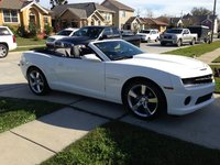 Picture of 2011 Chevrolet Camaro 2LT Convertible RWD, exterior, gallery_worthy